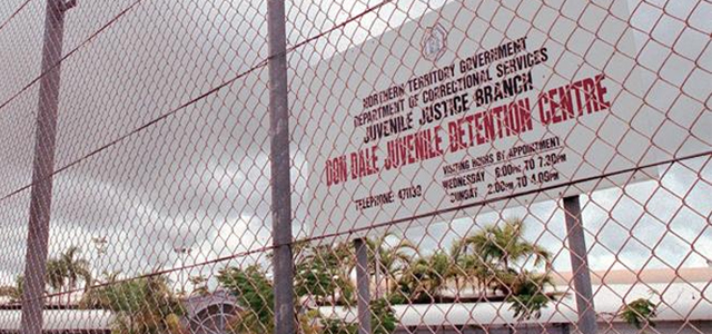 DonDaleYouthDetentionCentre