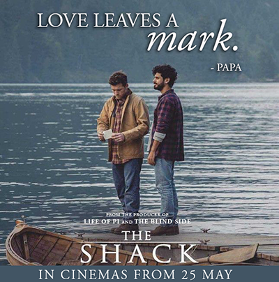 Bible Study: The Shack - Lesson 3