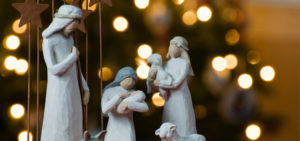 Glory to God in heaven, and peace on earth!