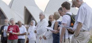 Prayer vigil – Light for Lima