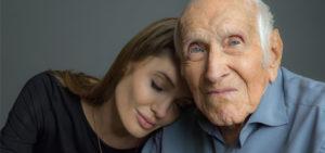 Behind the scenes of Unbroken with Angelina Jolie