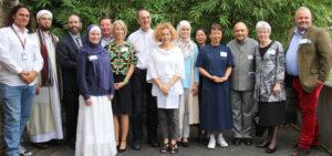 Religious leaders unite on nurturing food sustainability