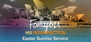 Wesley Mission's Easter Sunrise Service goes global