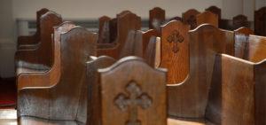 The church isn't dying. The church is failing.