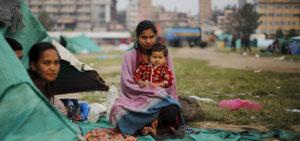 Rebuilding hope in Nepal