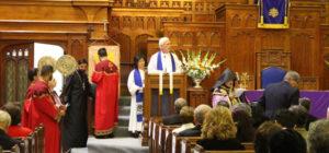 Ecumenical service honouring memory of Armenian Genocide
