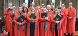 Modern way of sharing Christian message from a Scottish landmark