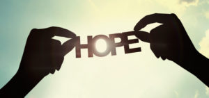 Hope in the midst of grief and family upheaval