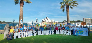 Are You In? Marching for Climate Justice