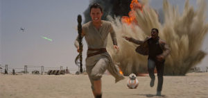 The Force Awakens: The Force of nostalgia is strong with this one