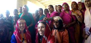 Overcoming taboos to help Indian girls
