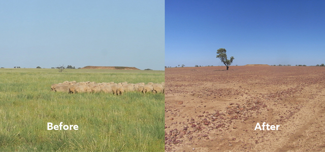 Volunteers On A Mission To Help Drought Ravaged Queensland