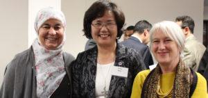 Interfaith gathering builds harmony