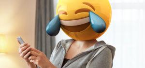 An emoji is worth a thousand words