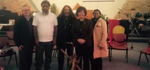 NAIDOC Week celebrated with yarning circle and deadly tucker