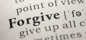 How can I forgive that?