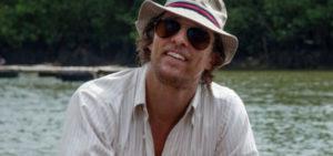 Has Matthew McConaughey struck it rich