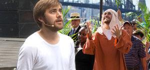 Meet Jesus in Sydney