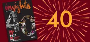The Uniting Church turns 40
