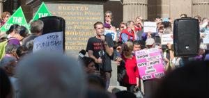 UCA President condemns 'cruel' welfare cuts for asylum seekers