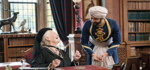 Unusual tale of the Queen and her spiritual advisor