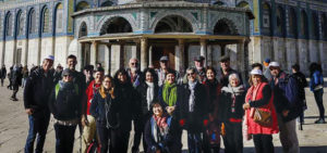 Peacemakers at the grass roots in Israel and Palestine