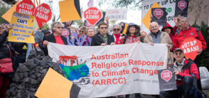 Interfaith leaders to hold vigils for Stop Adani Day of Action