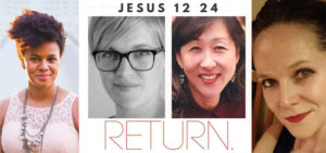Jesus 12 24 Returns Conference to Your Living Room