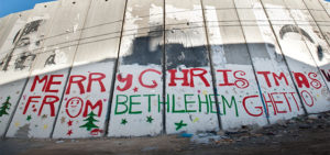 A Nativity in the Palestinian Territory