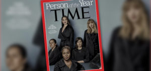 TIME Magazine names 'Silence Breakers' the Person of the Year