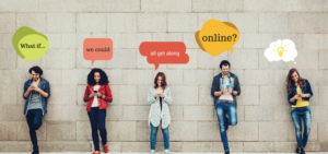 Creating a safe online community