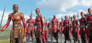 Black Panther smashes box office and challenges white privilege