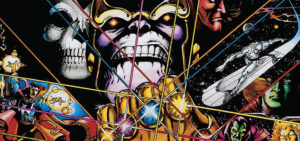 When Marvel's Thanos tried to impress 'Death'