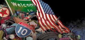 Turning Immigration Politics (And Comics) On Its Head