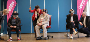 Virtual reality pilot helps residents tick off their 'bucket lists'