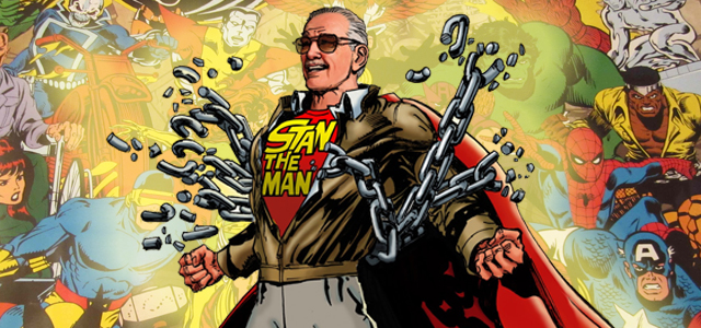 Image result for stan lee and characters