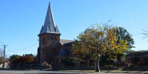 Services return to Goulburn Uniting Church