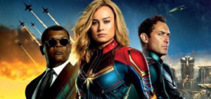 Who is Captain Marvel?