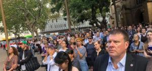 Standing in Solidarity