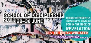 School of Discipleship Registration Opens