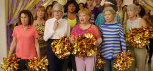 The Age of the Cheer Squad