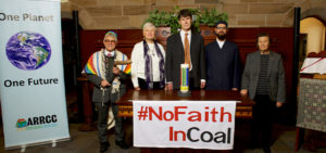 Religious leaders urge PM to take climate action