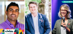 Meet our Synod 2019 guest speakers