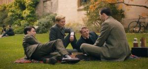 A fellowship that transcends film
