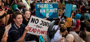 Christian Students Uniting Join Strike For Climate