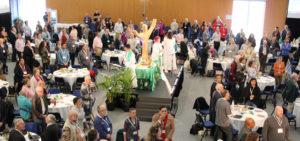 Synod 2019 kicks off