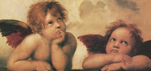 Are angels a distraction?