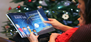 Best selling children's author releases free Christmas book