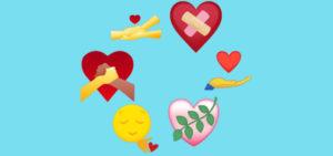 What would a forgiveness emoji look like?