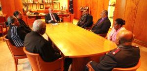 Micah Australia raise Pacific voices for justice